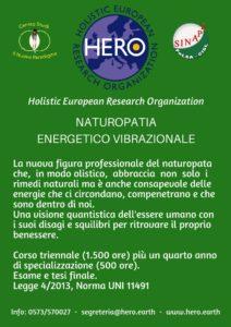 Corso di naturopatia